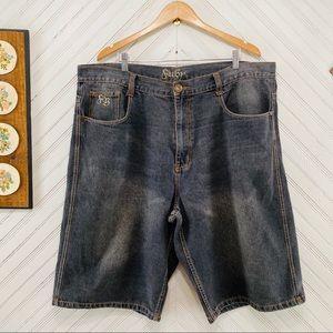 FUBU Denim Jean Shorts